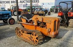 Fiat 352 C montagna (samestorici) Tags: trattoredepoca oldtimertraktor tractorfarmvintage tracteurantique trattoristorici oldtractor veicolostorico 312c 352c crawlertractor trattorecingolato