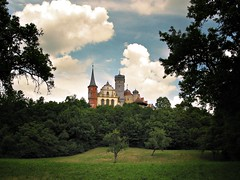 Schloss Schwarzenberg bei Scheinfeld im Steigerwald (Maquarius) Tags: schloss schwarzenberg scheinfeld mittelfranken steigerwald franken