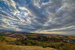 Colorfull sunrise (nickneykov) Tags: nikon d810 nikond810 landscape clouds mountain trees sky bulgaria sandanski sunrise irix 15mm irix15mm