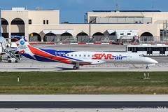 Star Air Embraer 145 'N567RP' LMML - 13.01.2019 (Chris_Camille) Tags: air embraer 145 n567rp lmml 13012019 star canon aviation malta mla plane spotting aviationlovers potd