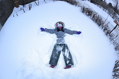 -17 Degrees in Montréal (alan.michael.wong) Tags: montréal winter degrees temperature snow angel nikkor nikon photography