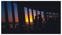 HWL-9222e (hlydecker) Tags: australia summer travel travelphotography sunset view purple red colours couple people candid cinematic