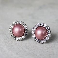 Dusty Rose Wedding Jewelry, Dusty Rose Earrings Gift for Bridesmaids, Dusty Rose Bridesmaid Jewelry, Pearl Earrings for Bridesmaids https://t.co/VYNbFXmtP4 #bridesmaidgifts #etsy #MyNewTag #weddings #jewelry #wedding #etsyhandmade #bridesmaidgift https:// (petalperceptions.etsy.com) Tags: etsy gift shop fashion jewelry cute