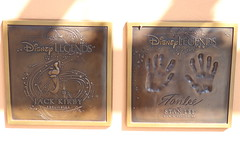 """Jack Kirby and Stan Lee's Disney Legends Plaques • <a style=""""font-size:0.8em;"""" href=""""http://www.flickr.com/photos/28558260@N04/44015756520/"""" target=""""_blank"""">View on Flickr</a>"""