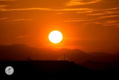 DSC03538 (Jesús Hermosa) Tags: 75300mm atardecer cantabria cielo españa santander sky sol sonya200 sonyalpha spain sun sunset