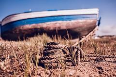 Boats... (hobbit68) Tags: boats 🚣♀️ fujifilm xt2 boote sonne espanol espagne sonnenschein espana sky barcos barca andalusien andalucia gras clouds wolken sand hafen puerto port old verfallen holiday urlaub wasser water