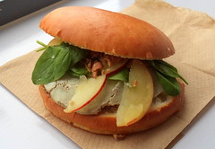 Pork and Apple Salad Bun (Tony Worrall) Tags: add tag ©2018tonyworrall images photos photograff things uk england food foodie grub eat eaten taste tasty cook cooked iatethis foodporn foodpictures picturesoffood dish dishes menu plate plated made ingrediants nice flavour foodophile x yummy make tasted meal nutritional freshtaste foodstuff cuisine nourishment nutriments provisions ration refreshment store sustenance fare foodstuffs meals snacks bites chow cookery diet eatable fodder ilobsterit instagram pork apple salad bun