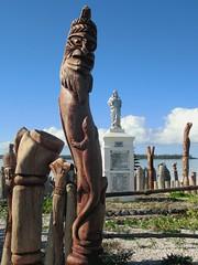 Baie de St Maurice Monument