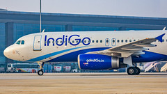 Indigo Airbus A320 VT-IEI Bangalore (BLR/VOBL) (Aiel) Tags: indigo airbus a320 vtiei bangalore bengaluru