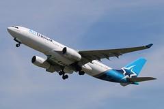 C-GUBH - LGW (B747GAL) Tags: air transat airbus a330243 lgw gatwick egkk cgubh