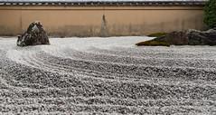 Évocation de la mer (oras_et_marie) Tags: japan 大徳寺 zen zuihōin jardinsec kyoto daitokuji 瑞峯院