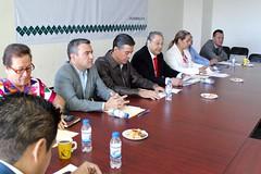 Instalación de la Comisión Permanente de Administración Pública del Congreso del Estado de Oaxaca