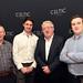 Celtic Linen, Golf Sponsors with Joe Dolan, IHF President