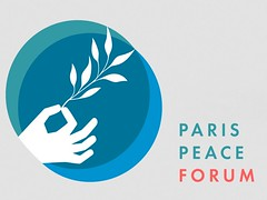 The OECD a partner to the Paris Peace Forum 2018 (Organisation for Economic Co-operation and Develop) Tags: paris peace forum oecd 2018