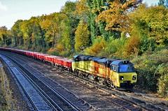 70817 (stavioni) Tags: colas class70 70817 diesel rail railway train locomotive engineers freight railfreight
