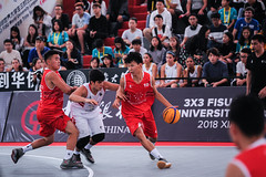 3x3 FISU World University League - 2018 Finals 352 (FISU Media) Tags: 3x3 basketball unihoops fisu world university league fiba