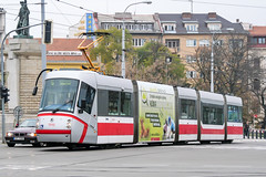 BRN_1910_201811 (Tram Photos) Tags: skoda škoda 13t brno brünn strasenbahn tram tramway tramvaj tramwaj mhd šalina dopravnípodnikměstabrna dpmb