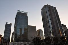 Marunouchi at sunset (DameBoudicca) Tags: tokyo tokio 東京 japan nippon nihon 日本 japón japon giappone marunouchi 丸の内