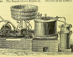 This image is taken from Page 190 of British dairy-farming to which is added a description of the chief continental systems (Medical Heritage Library, Inc.) Tags: dairying wellcomelibrary ukmhl medicalheritagelibrary europeanlibraries date1885 idb2808228x