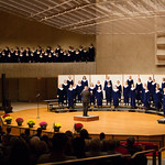 "<b>2018 Homecoming Concert</b><br/> The 2018 Homecoming Concert, featuring performances from the Symphony Orchestra, Concert Band, and Nordic Choir. October 28, 2018. Photo by Nathan Riley.<a href=""//farm5.static.flickr.com/4905/45737387012_3c677c2aa7_o.jpg"" title=""High res"">&prop;</a>"