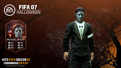FIFA 07 - Michael Myers (Gera 016) Tags: fifa07 fifa wallpaper fondo de pantalla patch parches halloween scream thriller gera016