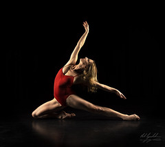 Alexa (neil.lynchehaun) Tags: andrewappleton appletonphototraining alexahilton dance ribbons red alexa ballet ballerina