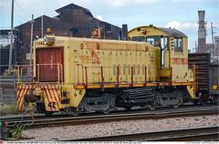 GCSX1242GB_GraniteCityIL_220718_02 (Catcliffe Demon) Tags: railways railroading usa steelmill uss gcsx sw1200 switcher emd diesellocomotive unitedstatessteelcorp granitecityworks usatrip11jul2018 illinois rosters