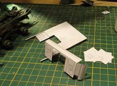 dsc07600 (enrico_crespi) Tags: e63 papermodel tm69 fiat 6605 modellismo