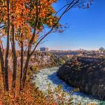 Niagara Falls Ontario Canada ~ Whirlpool - Autumn thumbnail