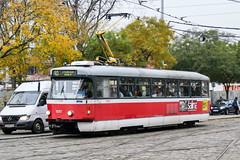 BRN_1517_201811 (Tram Photos) Tags: ckd tatra t3rpv brno brünn strasenbahn tram tramway tramvaj tramwaj mhd šalina dopravnípodnikměstabrna dpmb t3