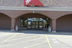 Former Kmart - Williamsburg, VA (Aaron F. Stone) Tags: kmart bigkmart former abandoned retail history retailhistory mart williamsburg colonialwilliamsburg labelscar virginia va route60 us60 60