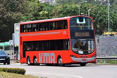 KMB Volvo B9TL 12m (Wright Gemini Eclipse 2 bodywork) (kenli54) Tags: kmb kowloonmotorbus kowloonbus avbwu avbwu782 vj1253 92 volvo volvob9tl b9tl b9 bus buses doubledeck doubledecker noadv d9a wright wrightbus gemini eclipse hongkongbus hongkong