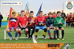 IX Copa Federación Alevín Fase* Jornada 5