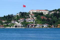 ESTAMBUL - CRUCERO POR EL BOSFORO (1) (mflinera) Tags: estambul turquia crucero por el bosforo mar cielo