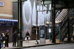 cash4 (Luna Park) Tags: ny nyc newyork brooklyn graffiti 907 cash4 lunapark extinguisher fire fireextinguisher