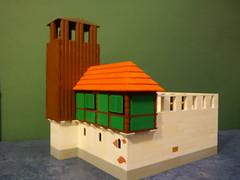 Fort 4 (argo naut) Tags: 18th century harbour buildings marine british medieval napoleonic era jetty pier docks brethren brick seas lego corrington