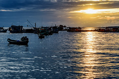 The Quiet in Harbour (NguyenMarcus) Tags: aasia beach landscape sunset nature auragramz natgeotravel bluesky hdr vietnam worldtracker clouds phúquốc kiêngiang vn happyplanet asiafavorites
