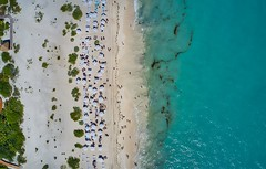 Cuncun - Edited By AirMagic (Brook-Ward) Tags: hdr brook ward cancun mexico airmagic skylum ocean sea water sand beach blue aerial drone travel vacation holiday