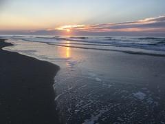 IMG_5115 (francesxcabrini) Tags: chincoteague assateague island ocean sea sunset beach