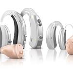 デジタル補聴器の写真