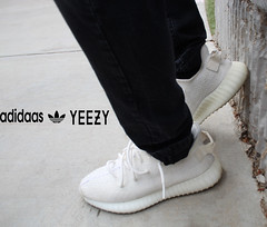 Shoe Ad (alexis chavarria) Tags: adidas boost yeezy static