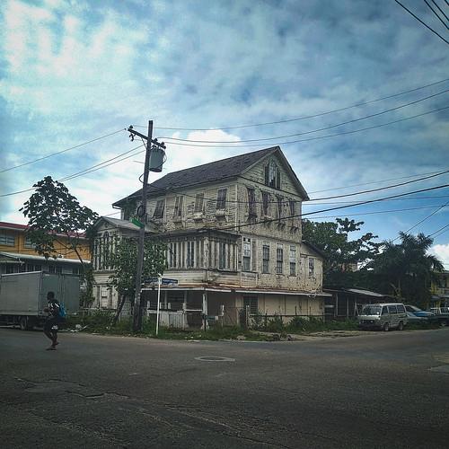 On this corner