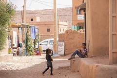 Children , Ait-Ben-Haddou, Morocco (Mirko'92) Tags: children guys desert africa morocco berber travel people rural life