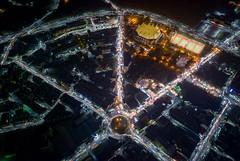 朴子夜市|Puzi Night Market (里卡豆) Tags: 朴子市 嘉義縣 中華民國 tw aerial photography aerialphotography dji 大疆 空拍機 mavic2 drone mavic2pro