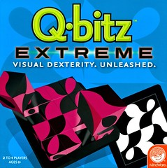 Q-Bitz Extreme (Vernon Barford School Library) Tags: mindware qbitz qbits vision pattern patterns patternrecognition memory handeyecoordination cards cubes wood wooden trays boardgames games tabletopgames 24players gamesfortwoplayers gamesforthreeplayers gamesforfourplayers vernon barford library libraries new recent junior high middle school 736970560359