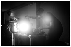 Maria W. Horn @ Cafe Oto, London, 20th January 2019 (matinee) (fabiolug) Tags: mariawhorn electronic electronics light matinee fylkingen experimental cafeoto london dalston music gig performance concert live livemusic leicammonochrom mmonochrom monochrom leicamonochrom leica leicam rangefinder blackandwhite blackwhite bw monochrome biancoenero voigtlandernoktonclassic35mmf14 voigtlandernokton35mmf14 voigtlander35mmf14 35mm voigtlander