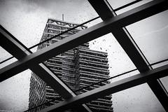 rainy days (fhenkemeyer) Tags: centraalstation raindrops netherlands denhaag architecture hww windows