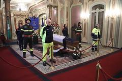 Funerali di Stato Giuseppe Zamberletti (Dipartimento Protezione Civile) Tags: zamberletti esequie funerali stato protezionecivile dpc dipartimentoprotezionecivile