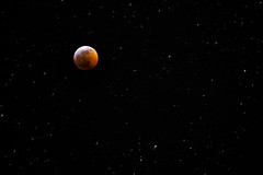 Blood Moon (rsutton198   oneninety8.com) Tags: eclipse moon bloodmoon stars night georgia sony