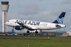 F-HAQD A320-214 Aigle Azur (eigjb) Tags: fhaqd a320214 aigle azur airbus a320 dublin airport eidw international collinstown plane spotting french match rugby 2019 jet transport airliner airplane aircraft aeroplane aviation ireland